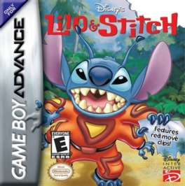 Disney's Lilo & Stitch - GBA - Used