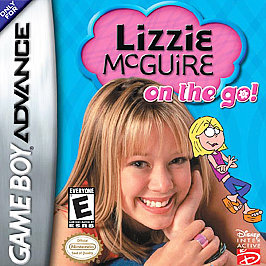 Disney's Lizzie McGuire: On The Go - GBA - Used