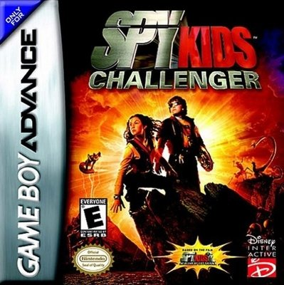 Disney's Spy Kids Challenger - GBA - Used