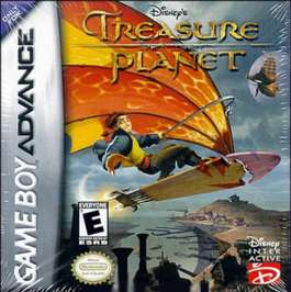 Disney's Treasure Planet - GBA - Used