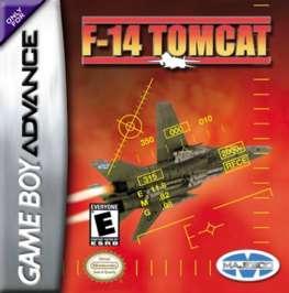 F-14 Tomcat - GBA - Used