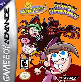 Fairly OddParents: Shadow Showdown - GBA - Used