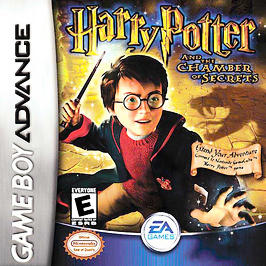Harry Potter and the Chamber of Secrets - GBA - Used