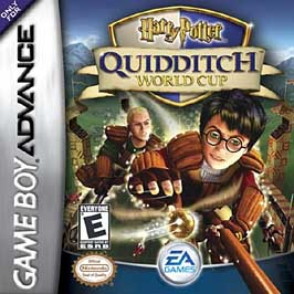 Harry Potter: Quidditch World Cup - GBA - Used