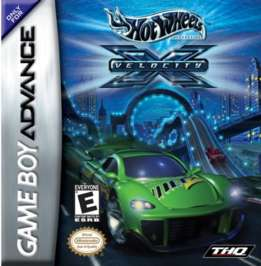 Hot Wheels: Velocity X - GBA - Used