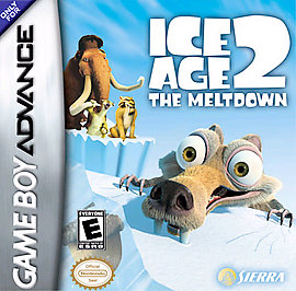 Ice Age 2: The Meltdown - GBA - Used