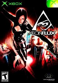 Aeon Flux - XBOX - Used
