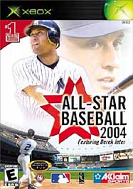 All-Star Baseball 2004 - XBOX - Used