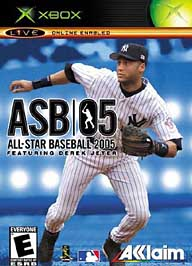All-Star Baseball 2005 - XBOX - Used