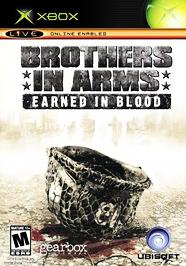 Brothers in Arms: Earned in Blood - XBOX - Used