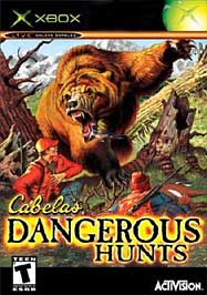 Cabela's Dangerous Hunts - XBOX - Used