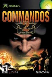 Commandos 2: Men of Courage - XBOX - Used