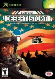 Conflict: Desert Storm - XBOX - Used