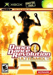 Dance Dance Revolution Ultramix 3 - XBOX - Used