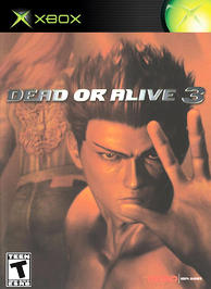 Dead or Alive 3 - XBOX - Used