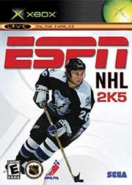 ESPN NHL 2K5 - XBOX - Used