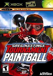 Greg Hastings' Tournament Paintball - XBOX - Used