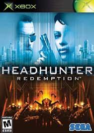 Headhunter: Redemption - XBOX - Used