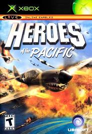 Heroes of the Pacific - XBOX - Used