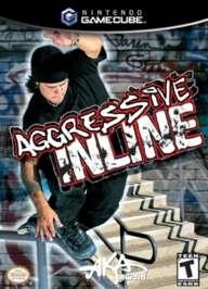 Aggressive Inline - GameCube - Used