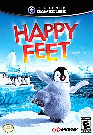 Happy Feet - GameCube - Used