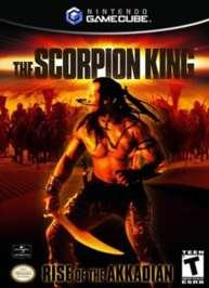 Scorpion King: Rise of the Akkadian - GameCube - Used
