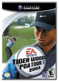 Tiger Woods PGA Tour 2003 - GameCube - Used