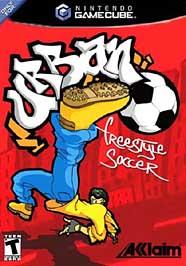Urban Freestyle Soccer - GameCube - Used