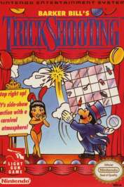 Barker Bill's Trick Shooting - NES - Used