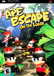 Ape Escape: On the Loose - PSP - Used