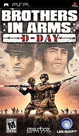 Brothers in Arms D-Day - PSP - Used