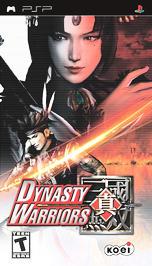 Dynasty Warriors - PSP - Used