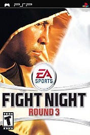 EA Sports Fight Night Round 3 - PSP - Used