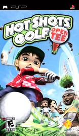 Hot Shots Golf: Open Tee - PSP - Used