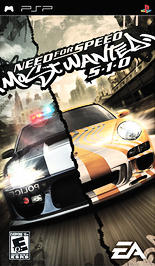 Need for Speed Most Wanted 5-1-0 - PSP - Used