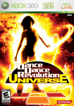 DDR Universe - XBOX 360 - Used