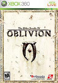 Elder Scrolls IV: Oblivion - XBOX 360 - Used