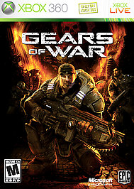Gears of War - XBOX 360 - Used