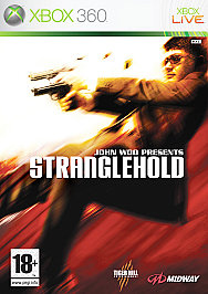 John Woo Presents Stranglehold - XBOX 360 - Used