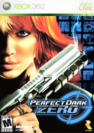 Perfect Dark Zero - XBOX 360 - Used
