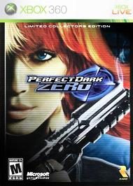 Perfect Dark Zero (Limited Collector's Edition) - XBOX 360 - Used