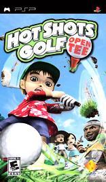 Hot Shots Golf: Open Tee - PSP - New