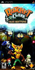 Ratchet and Clank: Size Matters - PSP - New