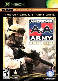 America's Army: Rise of a Soldier - XBOX - New