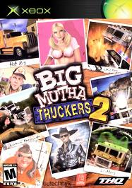 BIG MUTHA TRUCKERS 2 - XBOX – New