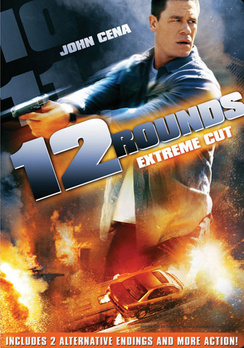 12 Rounds - Extreme Edition - DVD - Used