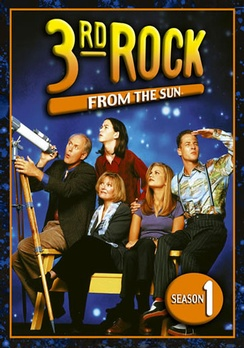 3rd Rock from the Sun: Season 1 - DVD - Used