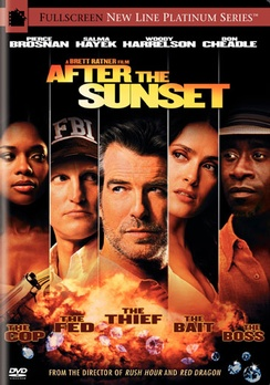 After The Sunset - Full-Screen Platinum Series - DVD - Used