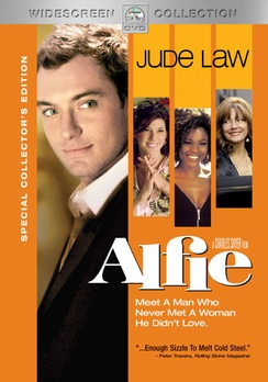 Alfie - Widescreen Collector's Edition - DVD - Used