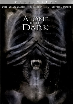 Alone In The Dark - Widescreen - DVD - Used